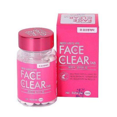 face clear
