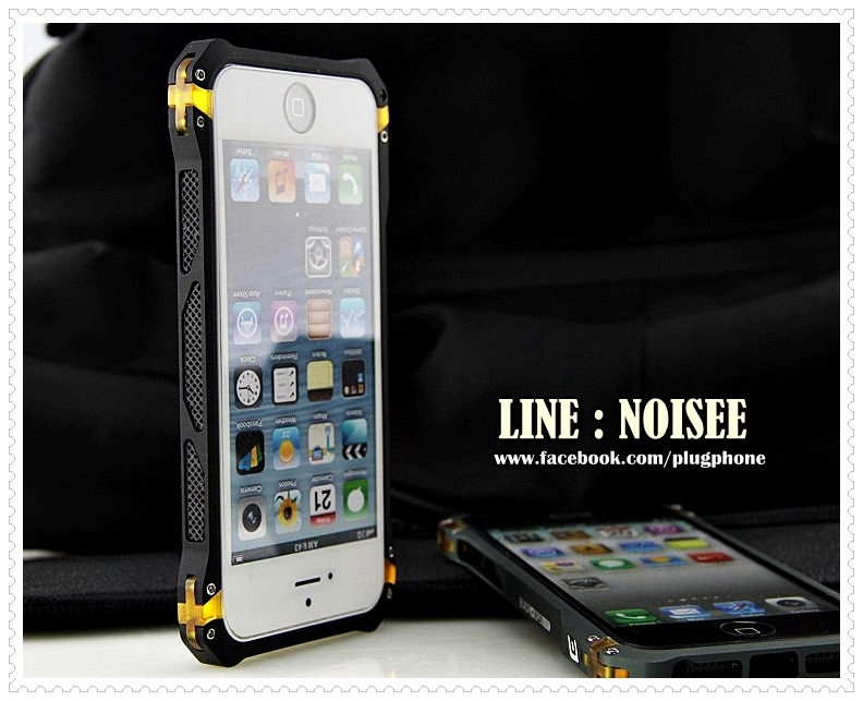เคส iPhone5/5s - Element Sector Black Ops