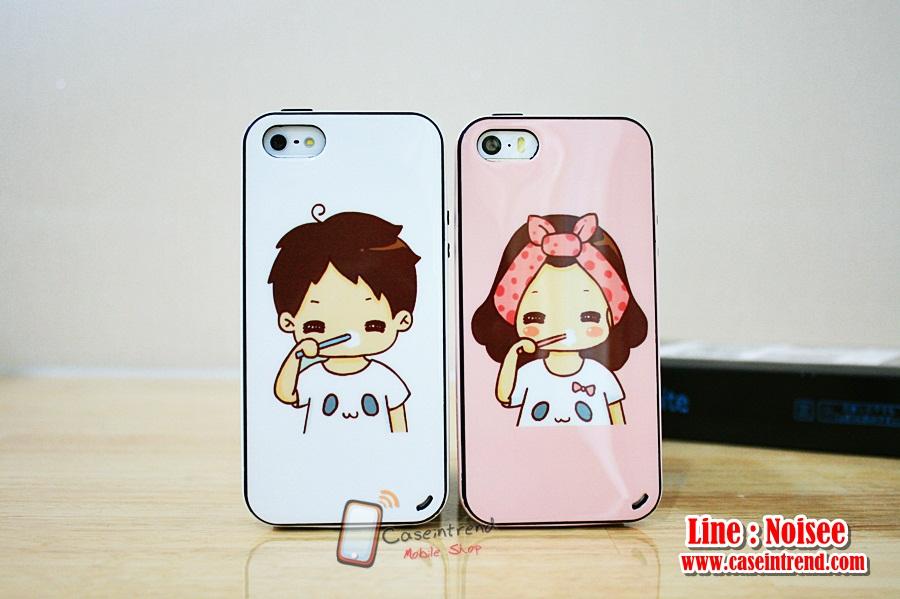 เคส iPhone5/5s iFace คู่รัก