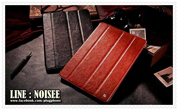 เคส iPad4/ New iPad / iPad2 - Hoco Crystal Series Leather Case