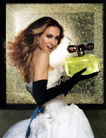 น้ำหอม Sarah Jessica Parker Covet EDP 100ml.--1