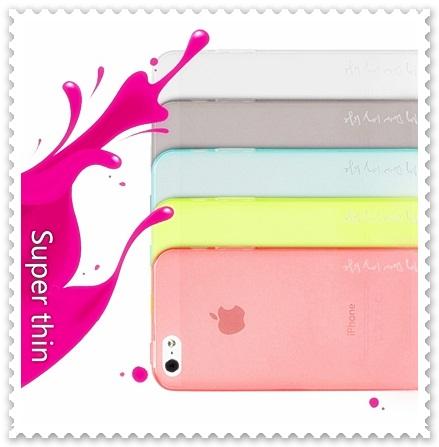 เคส iPhone5 - Remax Super Pudding