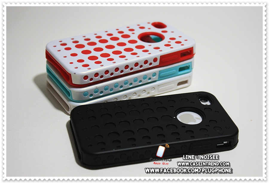 เคส iPhone4/4s - Polka