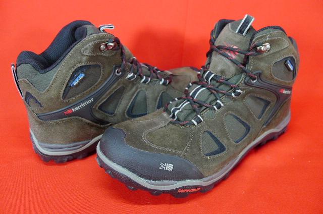 2eb77cabe3f9 Karrimor - Toledo Mid Weathertite - Next Step ร้านรองเท้าสำหรับนัก ...