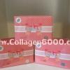 Colly Pink Collagen 6000mg (คอลลาเจน เกรดพรีเมี่ยมจากญี่ปุ่น 6000mg) ขนาดทดลอง 3 กล่อง (10ซอง/กล่อง)