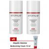 แพคคู่ Atopalm Concentrated Intensive Cream อโทปาล์ม คอนเซ็นเทรด อินเท็นซีฟ ครีม 80 ml. (ฟรี Atopalm Intensive Moisturizing Cream 10 ml.) --สินค้านี้ส่งฟรี EMS