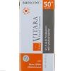 Vitara Facial Sunscreen SPF50 ไวทาร่า เฟเซียล ซันสกรีน เอสพีเอฟ ขนาด 25 กรัม