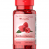 Puritan's Pride Raspberry Ketones 100 mg / 60 Capsules