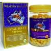 Wealthy Health Royal Jelly รอยัลเยลลี่ นมผึ้ง เข้มข้น 2% 365 แคปซูล ทานได้ 1 ปี