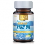 Real odourless fish oil กลิ่นเปปเปอร์มิ้นต์