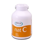 Mega We Care nat C (วิตามินซี) 1000 mg 60 แคปซูล