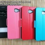 Flip Case รูดสไลด์รับสาย (Samsung Galaxy A9 Pro)