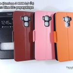 Flip Case รูดสไลด์รับสาย (Zenfone 3 Max 5.5 นิ้ว)