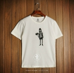 t-shirt Japanese soldiersเสื้อยืดแฟชั่นสุดแนว