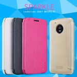 Nillkin Sparkle Leather Case (Moto G5 Plus)