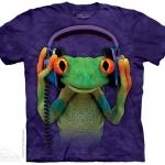 เสื้อยืด3Dสุดแนว(DJ PEACE T-SHIRT)