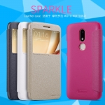 Nillkin Sparkle Leather Case (Moto M)