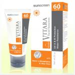 Vitara Sunscreen SPF60 25g.(ส่งฟรีEMS)