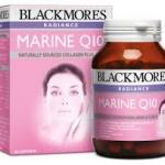 Blackmores Radiance Marine Q10 (โปรตีนสกัดจากปลาทะเลผสมโคเอนไซน์คิวเทน) บรรจุ 30 แคปซูล