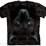 เสื้อยืด3Dสุดแนว(BAT HEAD T-SHIRT)
