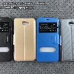 Flip Case รูดสไลด์รับสาย (Galaxy J7 Prime)