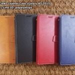 MOLANCANO Leather Case (Samsung Galaxy A5 2017)