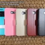 Flip Case รูดสไลด์รับสาย (Samsung Galaxy A5 2017)