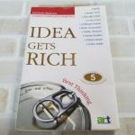 เทคนิคสะกิดสมอง (Idea Gets Rich) พิมพ์ครั้งที่ 5 พงษ์ ผาวิจิตร เขียน