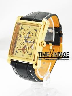 ***พร้อมส่ง***นาฬิกาข้อมือไขลาน คอลเลคชั่น Square Art # 1