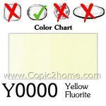 Y0000 - Yellow Fluorite