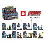 เลโก้ฮีโร่ HERO ASSEMBLE SY-283