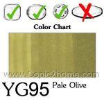 YG95 - Pale Olive