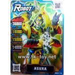 การ์ด HERO OF ROBOTS ASURA [การ์ดเงิน] Ver.1