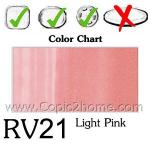 RV21 - Light Pink