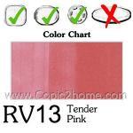 RV13 - Tender Pink