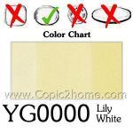 YG0000 - Lily White