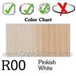 R00 - Pinkish White