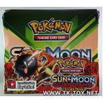 การ์ดโปเกมอน [POKEMON CARD GAMES] PG-11 [1 BOX]