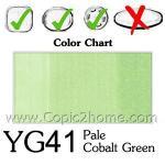 YG41 - Pale Cobalt Green