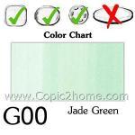 G00 - Jade Green