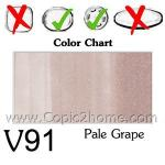 V91 - Pale Grape