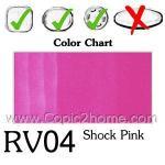 RV04 - Shock Pink