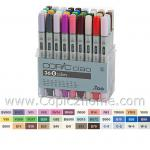 36 color set E