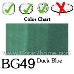 BG49 - Duck Blue