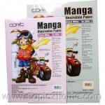 Manga Illustration Paper