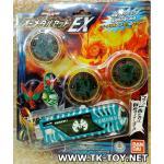 เหรียญโอส Kamen Rider OOO / O Medal Set EX (สินค้าใหม่)