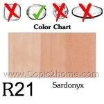 R21 - Sardonyx