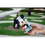 เคส iPhone5 /5s ลายการ์ตูน TPU นิ่ม - ลายมิกกี้เม้าส์