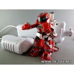 (หุ่นยนต์ชกมวย) TAKARA TOMY BATTROBORG RADIO CONTROL BOXING