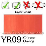YR09 - Chinese Orange